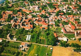 Dornheim Luftaufnahme
