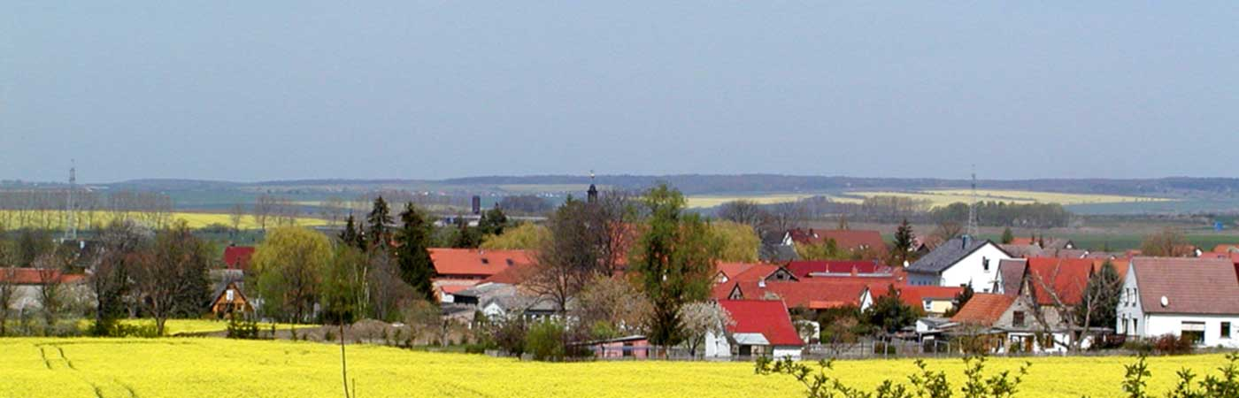 Dornheim in Thüringen
